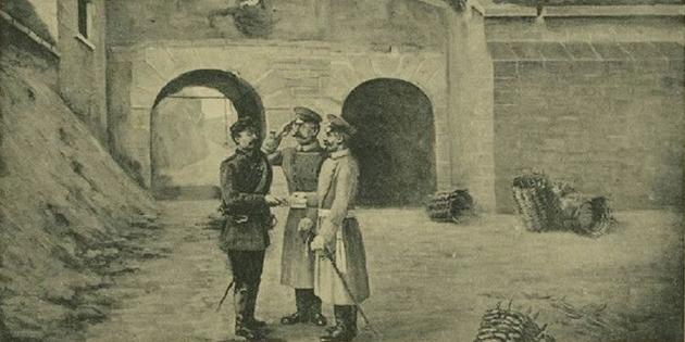 Louis Hector, un romanais au siège de Belfort