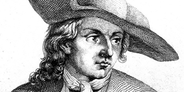 12 mai 1755 - Le contrebandier Mandrin couche en prison