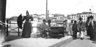 Droits de place et de stationnement sur la voie publique en 1918