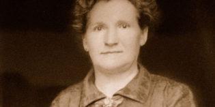 Ces illustres inconnus : Marie-Louise Maury