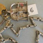 Objets d'archives – Les menottes de Berruyer, Chauffeur de la Drôme