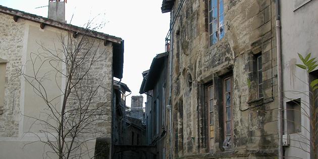 Opération de restauration immobilière dans le centre ancien