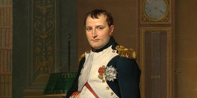 12 avril 1814 : L'allégresse après l'éxil de Napoléon Bonaparte