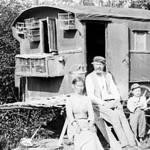 Le stationnement des bohémiens et des nomades sans profession avouée
