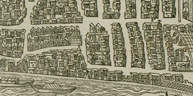 13 juin 1421 - Fondation d'un hôpital dans le quartier de Pailherey