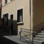 La maison des Chauffeurs de la Drôme, rue Pêcherie