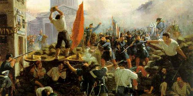 Joseph Pélerin, romanais condamné à la déportation suite aux Journées de juin 1848