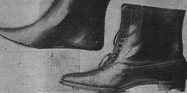 Plus de claudication avec les chaussures de Jules Pernot