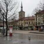 La place Ernest Gailly