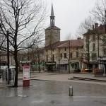 La place Ernest Gailly