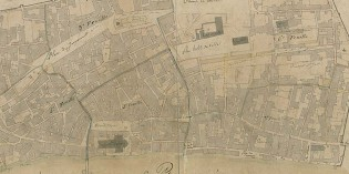 9 juillet 1820 – Le premier plan cadastral de la ville
