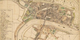 Description de la ville de Romans en 1796