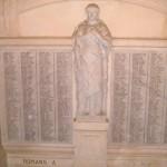 La plaque commémorative de l'Hôtel de Ville