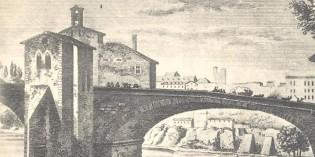 1er décembre 1651 – Le pont Vieux est emporté par une grande crue de l'Isère