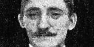 Marc Antoine Armengaud, Mort pour la France le 20 octobre 1916
