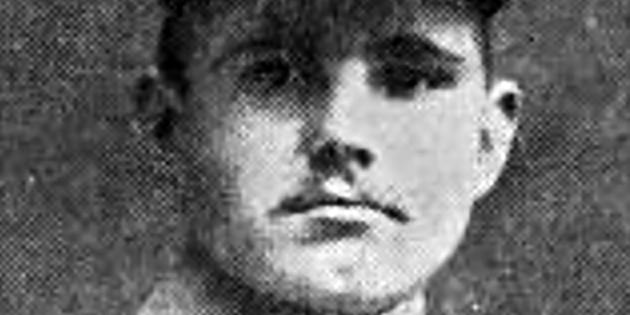 Adolphe Louis Dupoux, Mort pour la France le 16 avril 1917