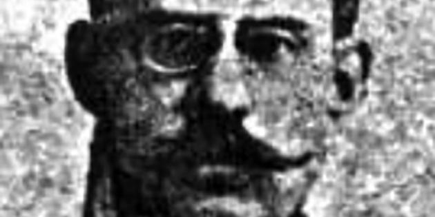 Gaston Joseph Faraud, Mort pour la France le 26 avril 1918