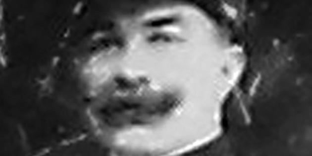 Claudius Henri Peloux, Mort pour la France le 30 septembre 1914