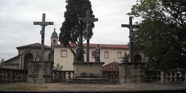 22 mars 1562 : Les calvinistes mettent le feu au Calvaire des Récollets