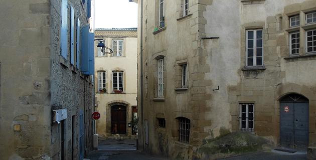 La rue d'Ambézieux