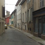 La rue Bistour