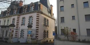 La rue Charles-Louis Canard