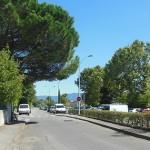 La rue de Delay