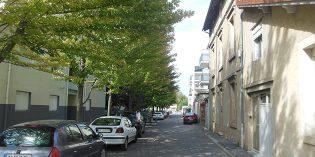 La rue de Gillier