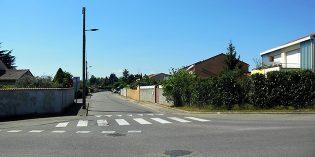 La rue Diodore Rahoult