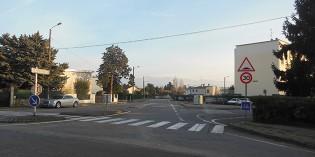La rue du docteur René Barlatier