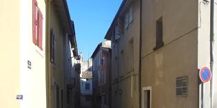 La rue du Refuge