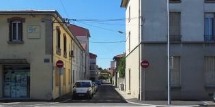 La rue Ernest Bonnardel