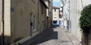 La rue Faisant