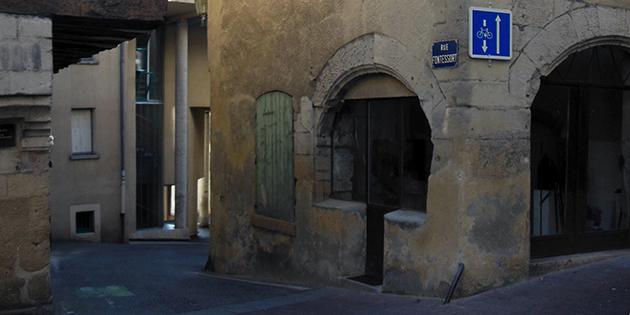 La rue Fontessort
