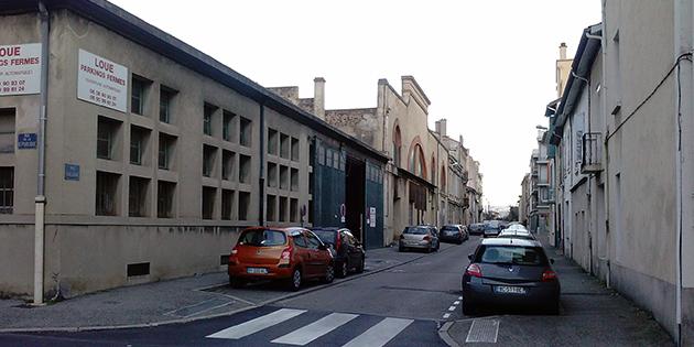 La rue Guillaume