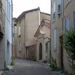 La rue Jean-Jacques Rousseau
