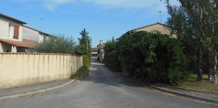 La rue Jean Perriolat
