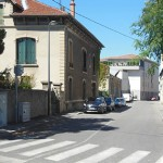 La rue Jeanne Humbert