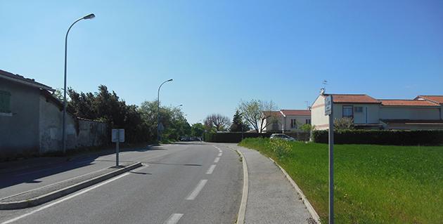 La rue Louis Petit