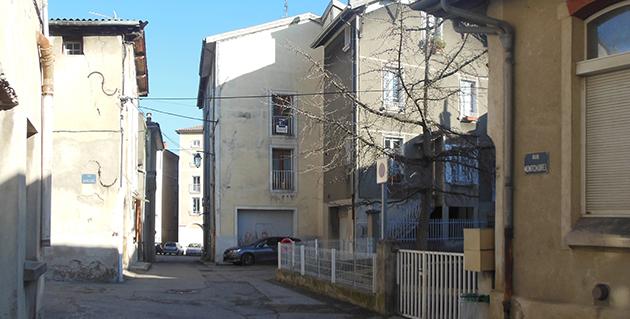 La rue Montchorel