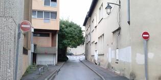 La rue Saint-Antoine