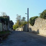 La rue Saint-Romain