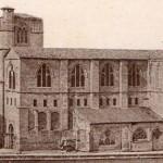 Adèle Souchier – L'église de Saint-Barnard (poésie)