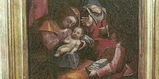 Vol de tableaux du XVIIè siècle en l'église Saint-Barnard