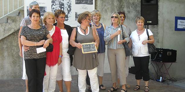 Fête du centenaire de l'école Saint-Just