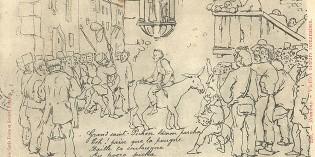Saint Pichon, protecteur des maris débonnaires et vengeur de l'autorité maritale outragée