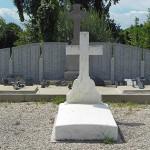 Des nouvelles stèles sur la sépulture des religieuses du Saint-Sacrement