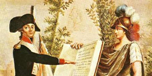 15 novembre 1789 - Serment de fidélité à la nation, à la loi et au roi