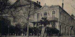 Arrêté relatif à la Police du Théâtre en 1875