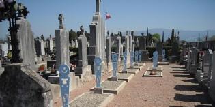 Encore des erreurs au sujet des tombes musulmanes du cimetière !